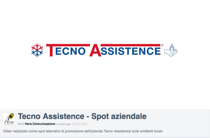 Video aziendale Tecno Assistence